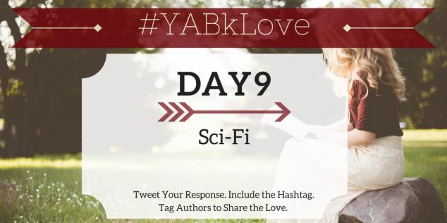 #YABkLove Day 9